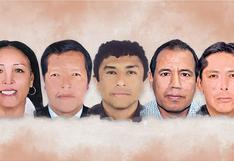 El historial de los virtuales congresistas de Pedro Castillo