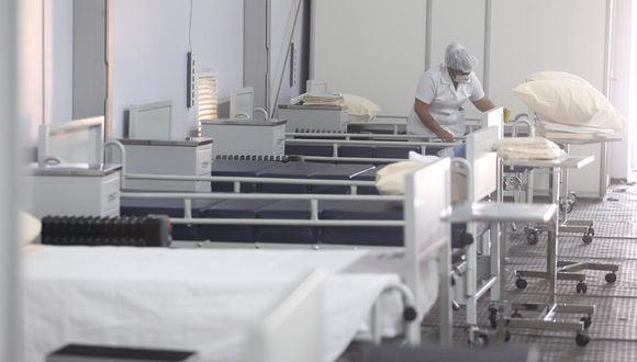 Coronavirus en Perú: instalarán 750 camas hospitalarias en ocho regiones por el COVID-19 (Foto referencial)