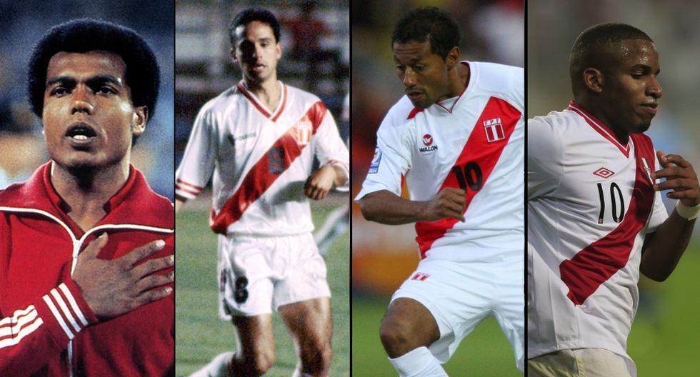 Así cambió el once de la selección peruana a través de los años - 8