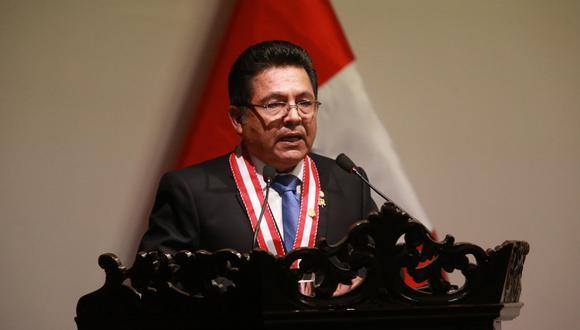 """Ramos Heredia promete """"transparentar"""" acciones de la fiscalía"""