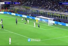 Real Madrid vs. Inter: Rodrygo anotó el 1-0 'Merengue' en la Champions League | VIDEO
