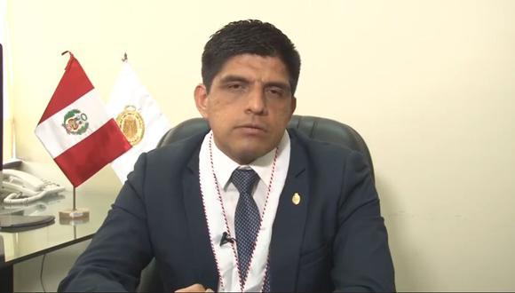 El fiscal Juan Carrasco dijo que las investigaciones le han permitido corroborar testimonios que implican a varios congresistas. (Foto: Difusión)