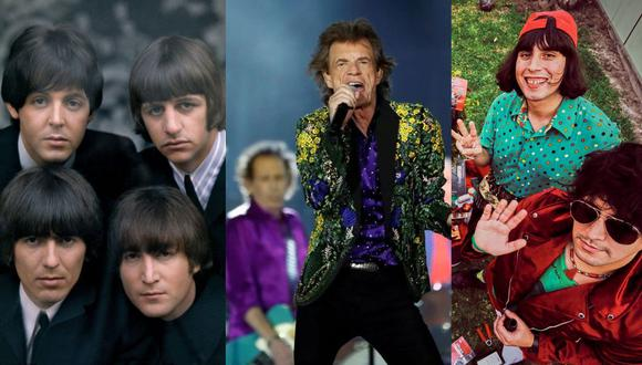 Entre los Beatles y los Rolling Stones siempre ha existido la pregunta de qué grupo fue más.