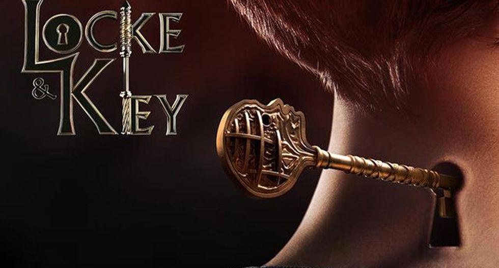 """""""Locke and Key"""" contará con una primera temporada de 10 episodios. Foto: Netflix"""