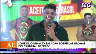 Ignacio Baladán y su reacción tras bromas sobre Paula Manzanal en Esto es Guerra