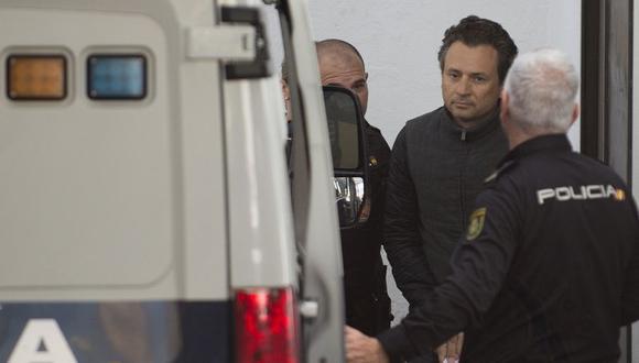Emilio Lozoya, exdirector de Pemex, está acusado de recibir coimas de Odebrecht. (Foto: JORGE GUERRERO / AFP).