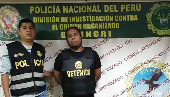 Henry Milla Campuzano y cuatro cómplices, Jerson Rentería, Fernán Huerta, Omar Cuzcano y Evelyng Milla, fueron extraditados a Estados Unidos en octubre de 2020 y sentenciados a penas similares. (Policía Nacional del Perú).