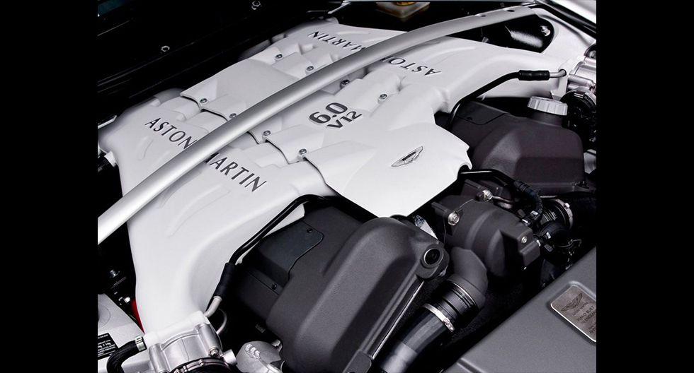 Aston Martin no produce motores hace más de 50 años. Ahora, la firma de Gaydon busca crear sus propios bloques que consuman menos y reduzcan la contaminación. (Fotos: Aston Martin).