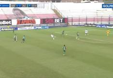 Alianza Lima vs. Alianza Atlético: Fergonzi se perdió el 1-0, luego de error de Ángelo Campos   VIDEO
