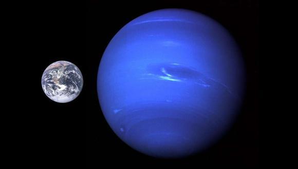 El planeta LTT 9779 b es un exoplaneta encontrado en el Desierto Neptuniano. (Imagen: Universidad de Chile)