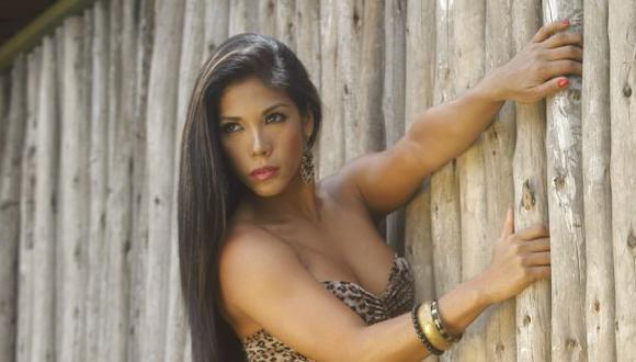 """Karen Dejo, protagonista del videoclip de """"Jugo de Tamarindo"""". (Foto: USI)"""