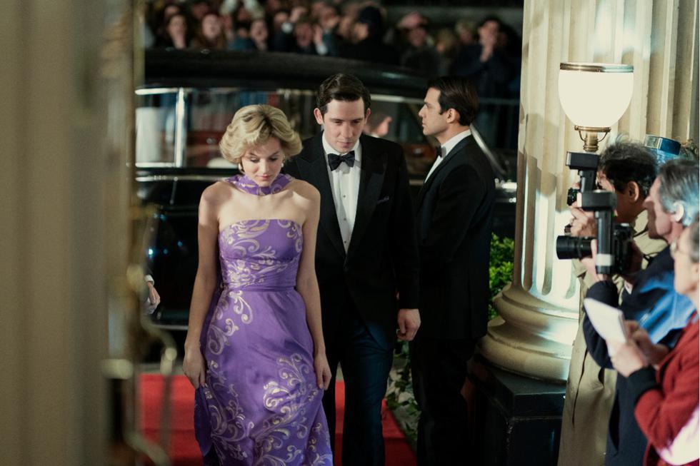 Netflix mostró a Lady Di y Margaret Thatcher en las primeras imágenes de la cuarta temporada. (Foto: Netflix)