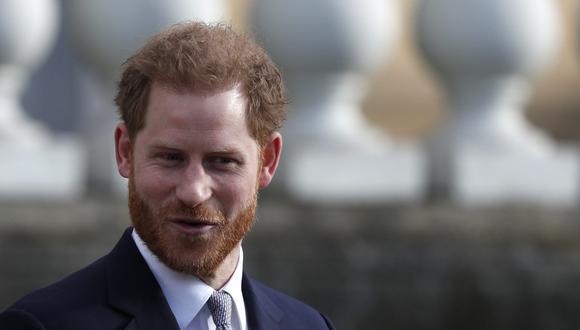 El Príncipe Harry quiere llevar una vida normal alejado de la familia real británica y ya tiene una divertida experiencia para contar. (Foto: AFP)