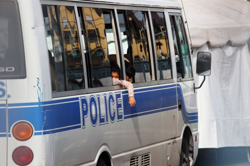 Fueron detenidos a su regreso a Trinidad y Tobago y se encuentran en custodia. (Reuters).