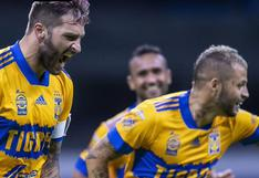 Tigres venció 2-0 a Cruz Azul por la fecha 14 de la Liga MX, con goles de Gignac y López