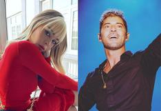 Danna Paola y David Bisbal anuncian su primera colaboración juntos
