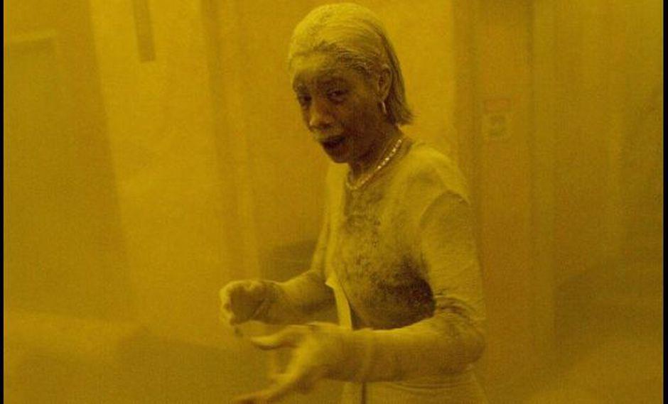 Mujer de foto icónica de atentados del 11-S murió de cáncer