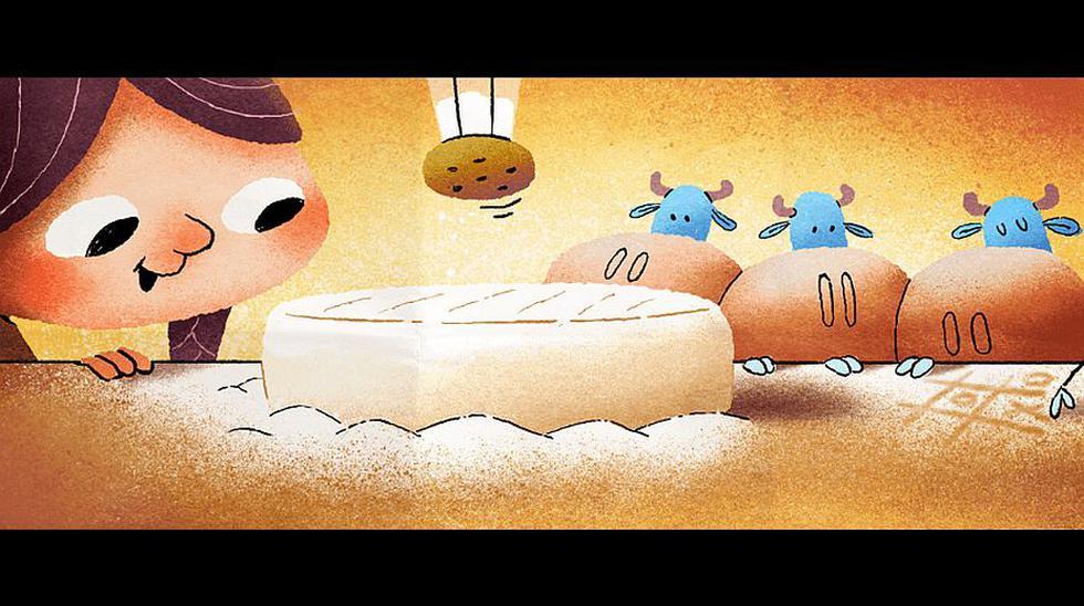 Google celebra a Marie Harel, inventora del queso Camembert - 6