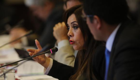 Alejandra Aramayo aseguró que no teme perder su puesto, porque este se lo ha dado la población. (Foto: Archivo El Comercio)