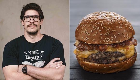 El cocinero Renzo Garibaldi está a punto de abrir el primero de dos locales con atención al público de la marca Osso Burger. Estará ubicado en Punta Hermosa. Fotos: Oliver Lecca.