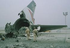 El misterio del vuelo BA 149, el avión que aterrizó en Kuwait justo después de la invasión de Irak en 1990