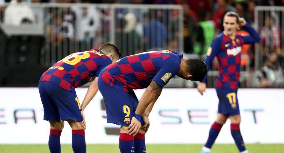 Fútbol mundial: La tristeza y frustración de Messi tras la derrota ...
