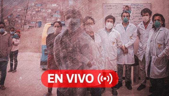Coronavirus Perú | EN VIVO | Cifras y datos oficiales del Minsa sobre casos y muertos por Covid-19 en el día 119 del estado de emergencia, hoy domingo 12 de julio de 2020 | Foto: Diseño GEC
