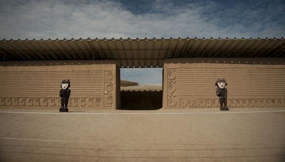 El museo de sitio de Chan Chan reportó un menor turismo: 19 mil visitantes, una reducción de 5,7%.