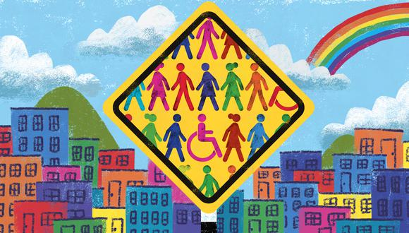 ¿Puede Lima convertirse en una ciudad inclusiva y con enfoque de género? (Ilustración: Víctor Aguilar)