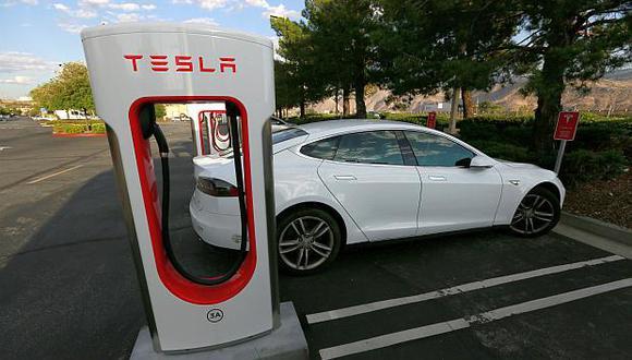 Tesla es una compañía estadounidense que diseña, fabrica y vende vehículos eléctricos. (Foto: Reuters)<br>