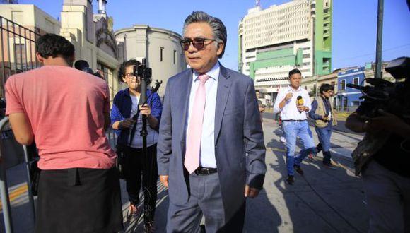 El abogado de PPK apeló la orden de detención preliminar. (Foto: GEC)
