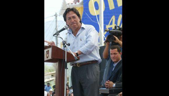 Toledo se reunió cinco veces con Barata entre el 2004 y el 2006