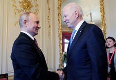 Biden-Putin: Una cumbre donde hubo firmeza y cordialidad, y de la que ambos salieron ganando