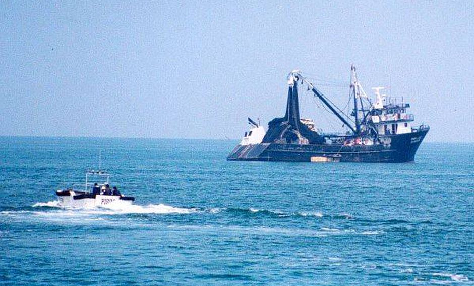 INEI: Producción pesquera creció 75,31% en noviembre