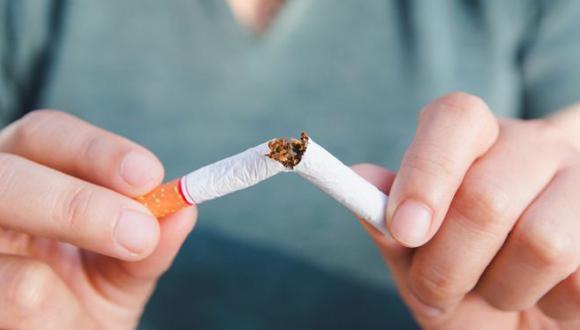 Solo unos minutos después de dejar de fumar el cuerpo ya nota la diferencia. (Foto: Getty)