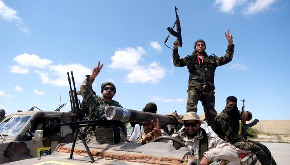 Asedio a Trípoli: Al menos 32 muertos en Libia desde el inicio de la ofensiva del mariscal Jalifa Haftar. (Reuters).