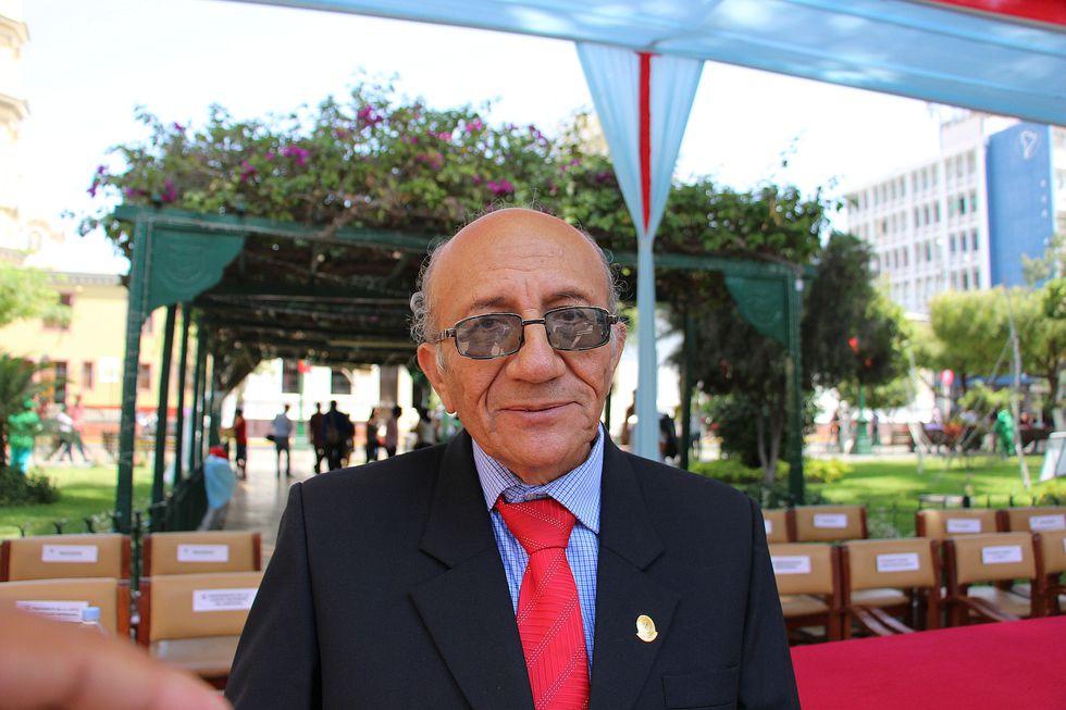 Sigifredo Burneo. (Foto: UNP)