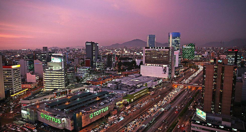 Centro financiero. (Foto: GEC)