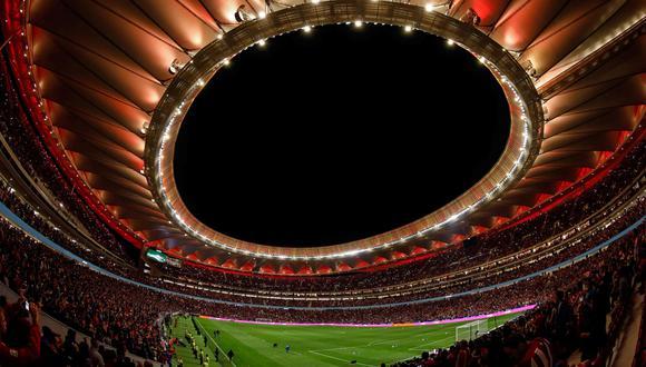 Champions League: Wanda Metropolitano acogerá la final del 2019: (Foto: AFP)