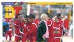 Portada de la edición impresa de DT de El Comercio por el empate ante Bolivia en 2012. Fue la segunda y última vez que Perú no perdió en La Paz. (Foto: Archivo El Comercio)
