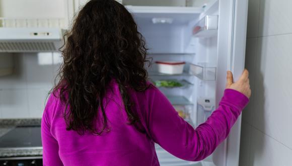 La falta de una refrigeradora en más del 50% de hogares pobres peruanos es uno de los factores que influye directamente en el abastecimiento de alimentos para sobrellevar una cuarentena. Conoce cómo ayudarlos en esta nota. (Foto: Shutterstock)