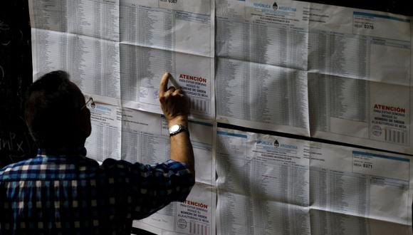 Un total de 34.330.557 ciudadanos están habilitados para participar de las primarias y las generales en Argentina. (Foto: AFP)