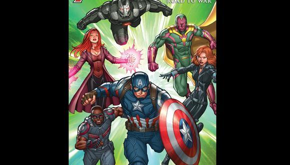 """""""Captain America: Civil War"""": los detalles del cómic precuela"""