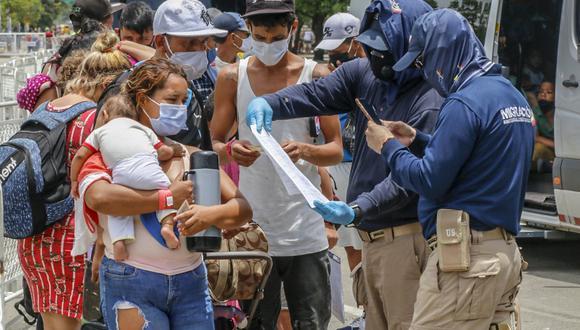 La frontera de Colombia con Venezuela fue cerrada al paso de vehículos en agosto de 2015 por orden del Gobierno de ese país, y la circulación de personas quedó suspendida tras la ruptura de relaciones decidida por el presidente Nicolás Maduro el 23 de febrero de 2019. (Foto: Schneyder MENDOZA / AFP)