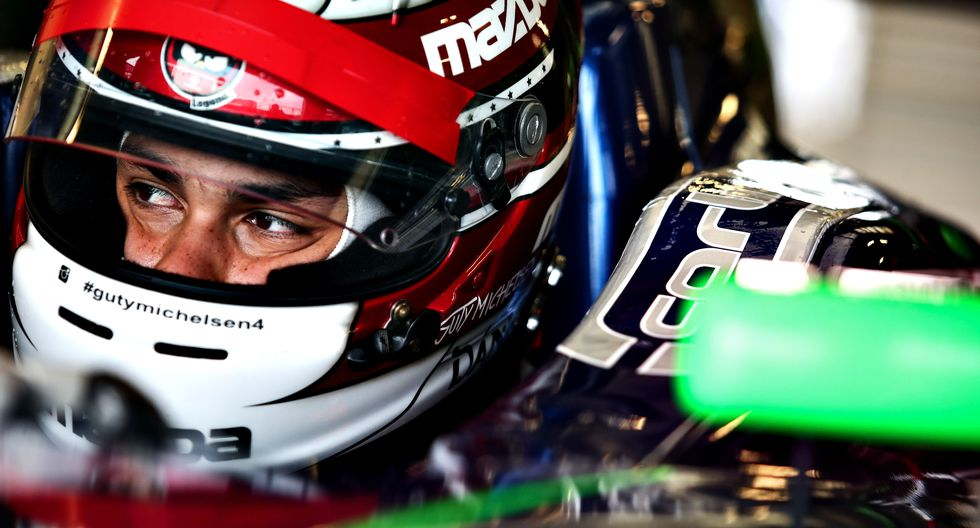 Matías Zagazeta sueña con llegar a ser el primer piloto peruano en competir en la Fórmula 1.