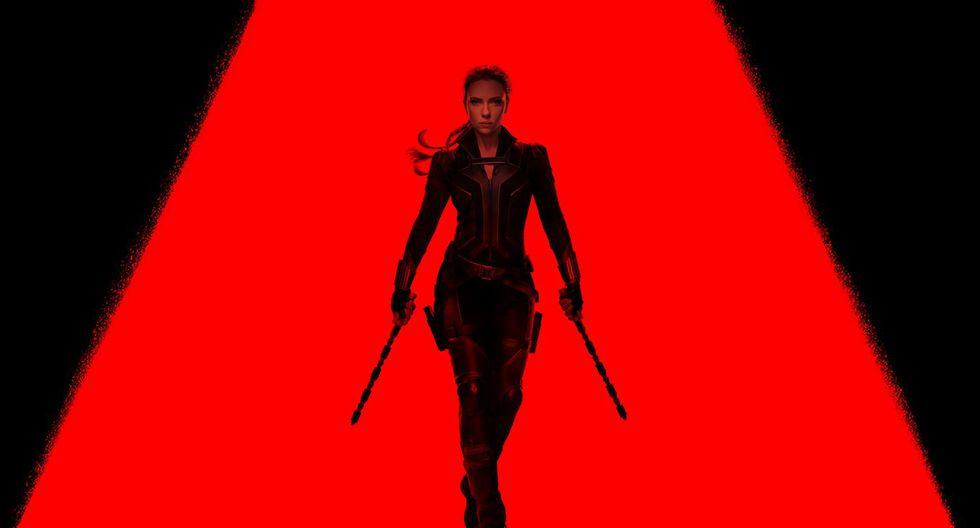 """Black Widow"" - 30 de abril"