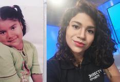 Rosa Muñoz, la primera narradora de fútbol en el Perú, le escribe una carta a su niña del pasado