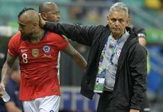 Reinaldo Rueda dejó de ser entrenador de la selección de Chile