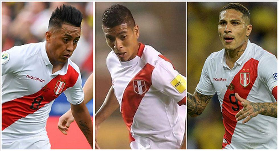 El equipo ideal para Alianza Lima que armó Paolo Hurtado. (Foto: Agencias / AFP)