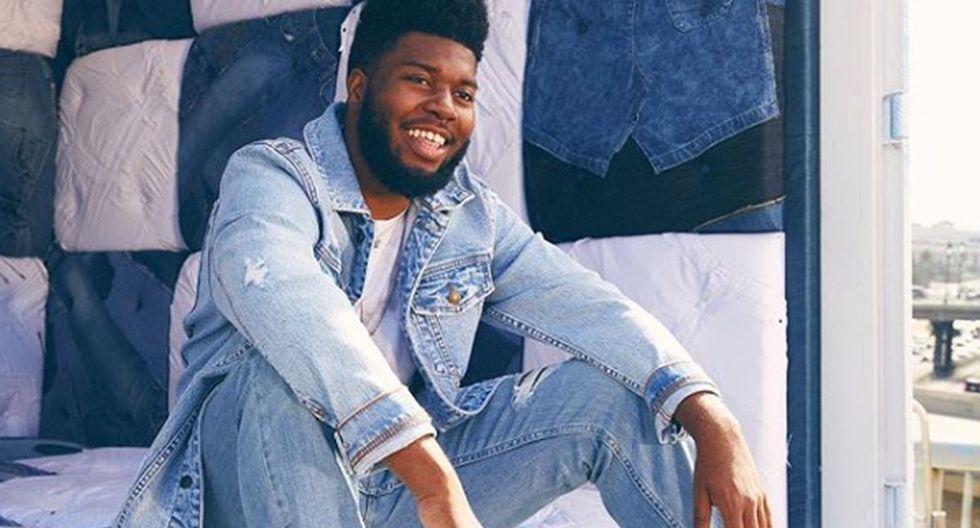"""El ascenso de Khalid en la música internacional se inició en el 2017 con su canción 'Location' y hoy es uno de los nominados a Grabación del año por """"Talk"""" en los premios Grammy. (Foto: Instagram)"""